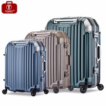 Tokers Maleta sobre ruedas Rolling travel Carry on Luggage mano Trolley bag Estuche 20 pulgadas 24 pulgadas 28 pulgadas