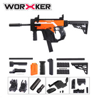 Worker Updated Version Modified Cover Kit for Nerf Stryfe Professional Toy Gun Accessories Black