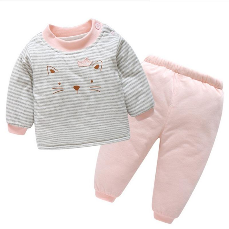 baby girl clothes baby winter suit spring and autumn warm baby boy clothes newborn fashion cotton clothes two sets of underwear 10pcs baby products boy and girls full moon fashion sets spring and autumn baby best gift newborn baby clothes unisex set cotton
