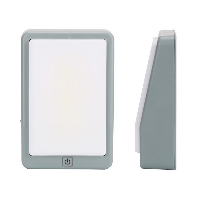 New COB Wall Light Switch Night Light Emergency Wardrobe Light Multifunctional Corridor Wall Lamp LB88