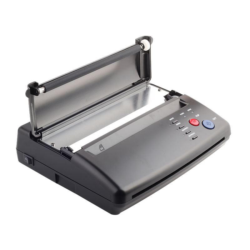 Image 5 - Lighter Tattoo Transfer Machine Printer Drawing Thermal Stencil Maker Copier for Tattoo Transfer Paper Supply permanet makeup-in Tattoo Stencils from Beauty & Health
