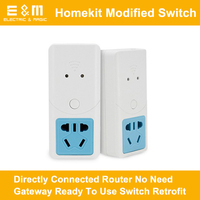 Raspberry Pi Siri Remote Control Homekit Modified Switch Directly Connected Router No Need Gateway Ready To Use Switch Retrofit