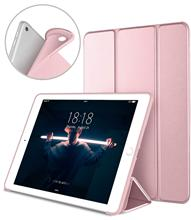 for iPad Mini 123 Ultra Slim Lightweight Smart Case Trifold Stand with Flexible Soft TPU Back Cover mini2 mini3 tablet