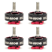 EMAX RSII 2206 Race Spec Series II Brushless Motor 1700/1900/2300/2700KV For RC Drone Racing Motor And Freestyle