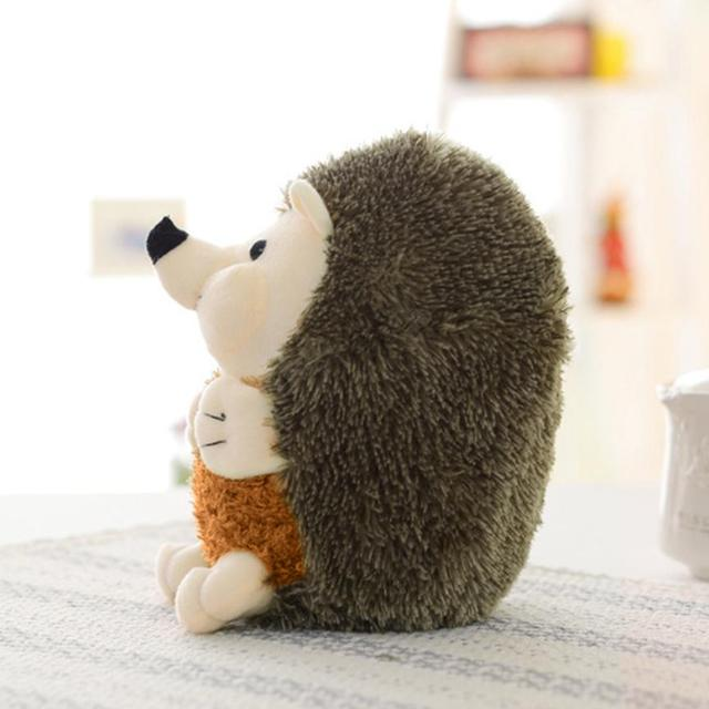 May Baby 50 Cute Baby Hedgehog Plush Toy In Stuffed Plush