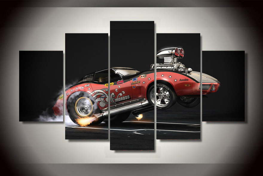 Compare Prices On Corvette Prints Online Shopping Buy Low