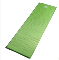50 180 2 5cm Outdoor PVC Air Mattress Sleeping Bag Inflatable Sleeping Pad Moisture Insulation Single