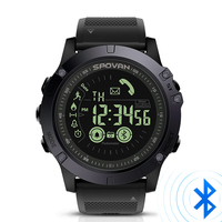 Digital Smart Watch Men S Shock Running Pedometer Watches Mens LED Display Multifunction Bluetooth Sport Watch Waterproof