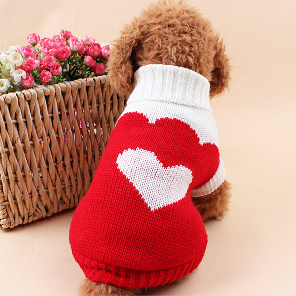 Small Dogs Costume Clothes For Little Dogs Overalls Sweater Pet Soft Sweater For Small Puppies Goods For Dogs