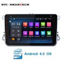 SMARTECH 2 Din 7 Inch Car Multimedia Android 5 1 OS 3G WiFi Bluetooth GPS Navi