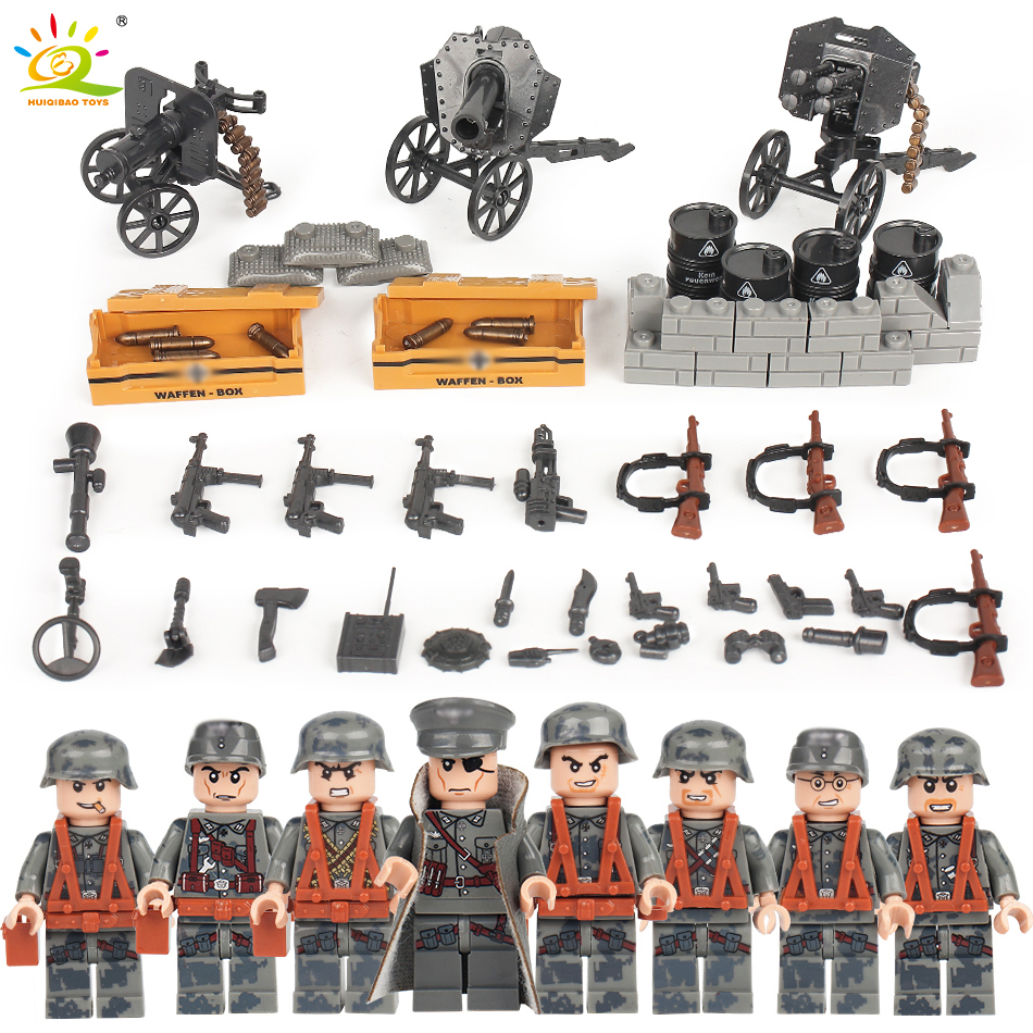 Modern Military Armed Assault T-62 Main Battle Tanks And Command Base Building Block Model Ww2 Army Figures Bricks Toys For Kids Blocks Model Building