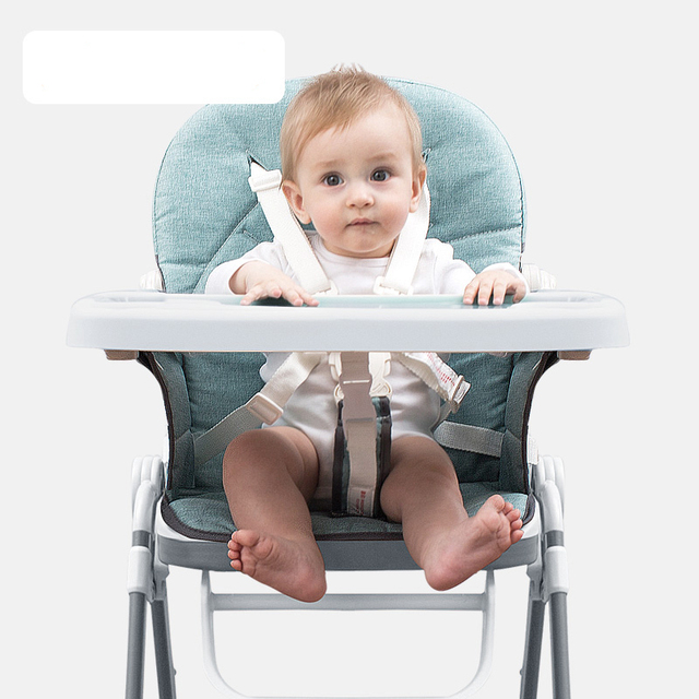 Baby Eating Chair Industrial Dining Chairs Adjustable Booster Seats Kids Children Foldable Portable Highchairs Feeding