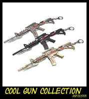 Cross Fire Super Cool M4A1 Carbine Gun Toy Keychain Deluxe Assault Rifle Model Weapon Collection