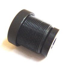 4pcs 2.5mm 130 degrees Wide Angle Lens Fixed IR Board CCTV Security Camera for both 1/3″ and 1/4″ CCD