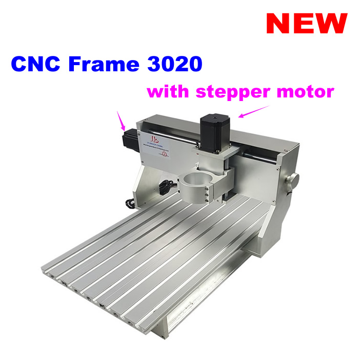 High quality limit switch cnc machining part DIY kit 3020 CNC frame With stepper motor for cnc router cnc frame 3020 with stepper motor for cnc machine
