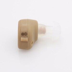 Image 4 - جديد أفضل الصوت في الأذن مكبر للصوت سوبر صغيرة السمع المساعدات جهاز قابل للتعديل لهجة الشخصية الأذن العناية أدوات عالية الجودة هدية