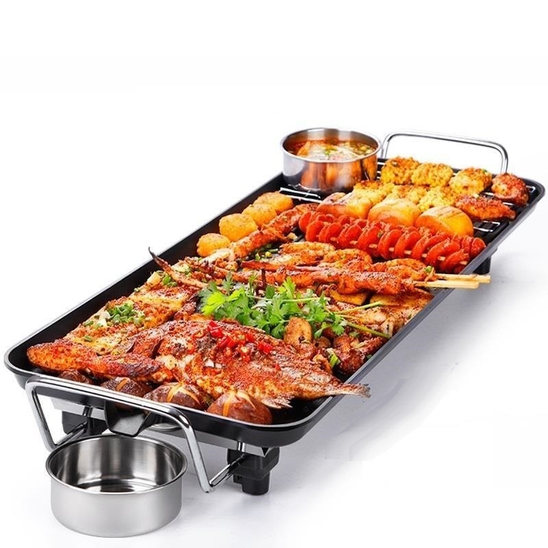 Filé de peixe assado de carne doméstico coreano cozinha cozinhar ferramenta bakeware baking pan grelha máquina churrasco forno churrasco hotplate