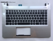 HB Hebrew Keyboard For ASUS K46 K46CM S46 S46C With Palmrest topcase C Cover  keyboard Layout