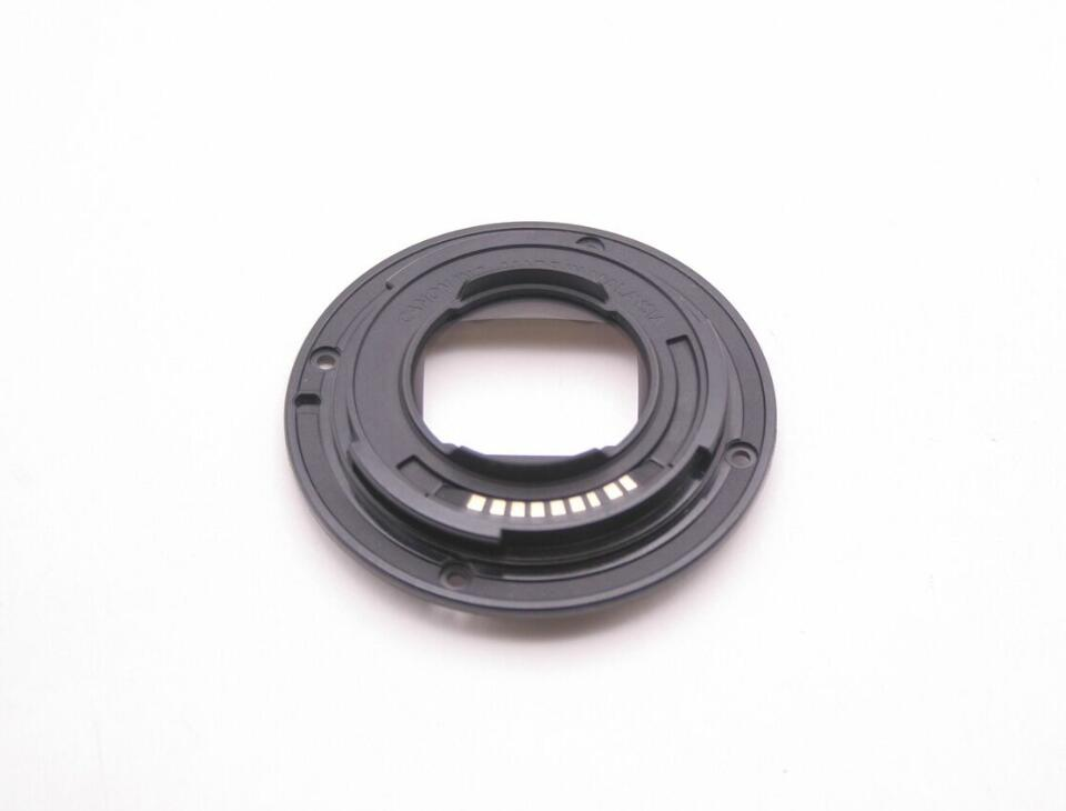 New Lens Bayonet Mount Ring For Canon EF-M 18-150mm 18-150 Mm F/3.5-6.3 IS STM Repair Part