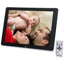 liedao New 12 Inch Digital Photo Frame HD LED Back light Electronic Album Picture Music Video