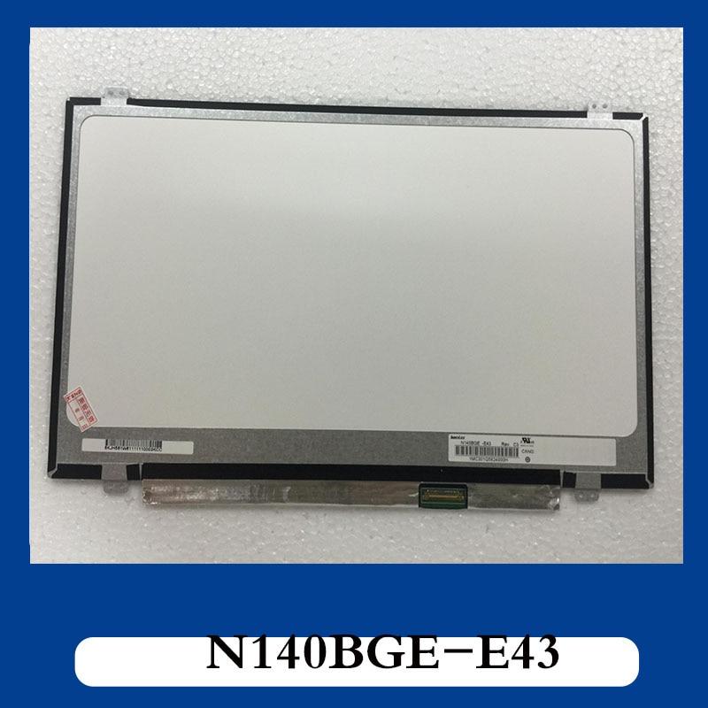 For Acer E1-432G E1-470G/472G V7-481G V5-472G LP140WH2 TPS1 N140BGE-EA2 N140BGE-E33 N140BGE-E43 B140XTN03.3 LP140W new original laptop lcd led 14 0 slim screen glossy b140xtn03 2 n140bge ea2 eb3 e43 hb140wx1 301 501 601 lp140wh2 tp ltn140at3