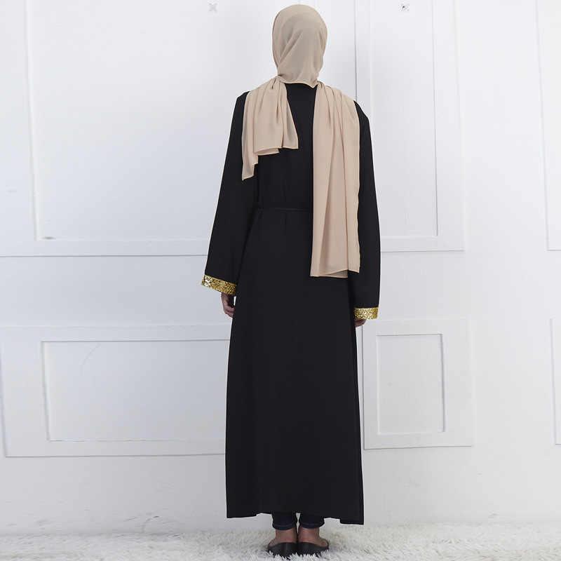 мусульманские платья Дубай Турции исламский хиджаб платье восточный женский халат для Для женщин Рамадан джилбаба