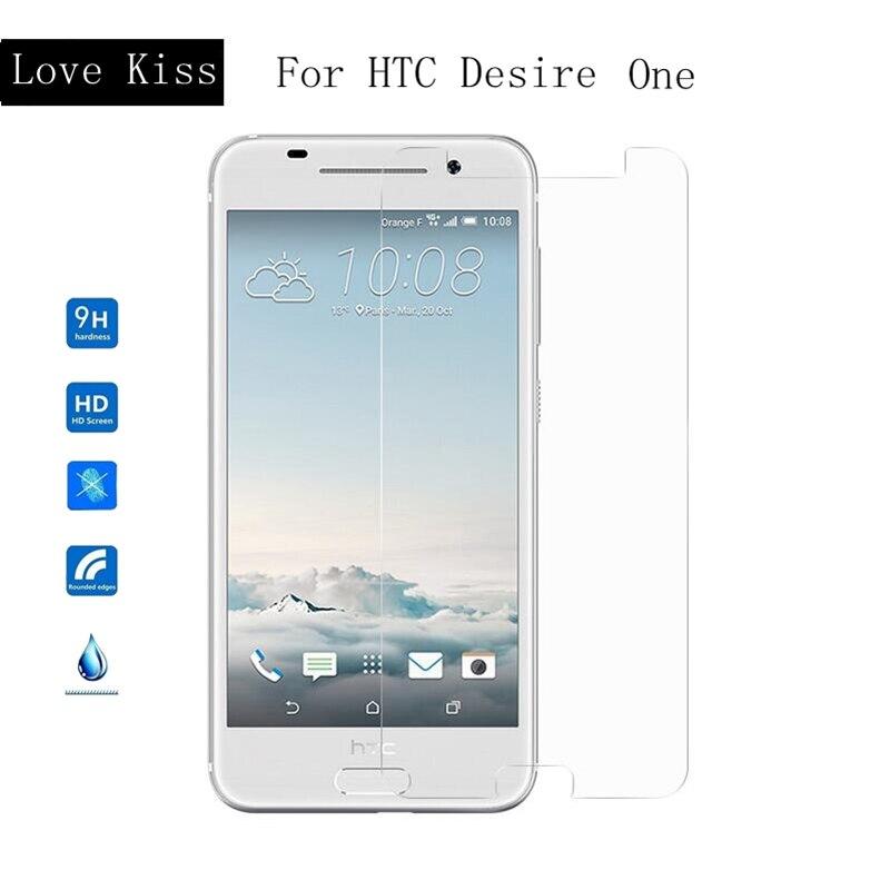9H Premium 0.26mm Tempered Glass For HTC Desire 320 516 510 526 610 616 628 630 820 825 530 826 One M8 M9 M7 M4 Mini A9 Case