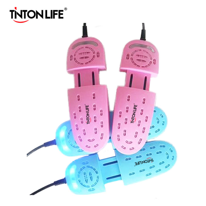 TINTON LIFE Retractable Deodoriser  Electric Ultraviolet Shoes Boot Glove Dryer Heater Dryer Shoes Dryer