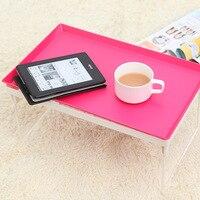 Multifunctional Lazy Table Portable Adjustable Laptop Desk Folding Computer Desks Kitchen Storage Small Table
