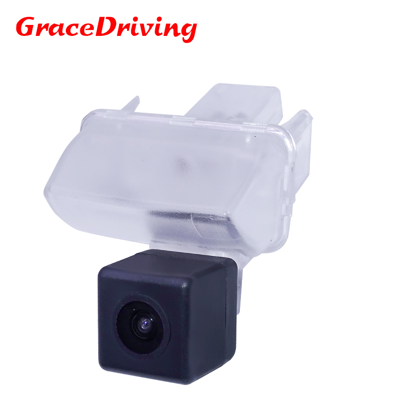 Free Shipping auto water-proof dedicated car rear reversing camera use for Toyota Corolla 2014 with HD image promotion