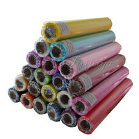 25m X 28cm Sheer Organza Roll Wedding Party Chair Sash Bow Table Runner Top Table Swag