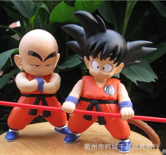 Goku ,Dragon Ball Z Doll Amigurumi PDF | Dragon ball, Dragon ball ... | 519x554