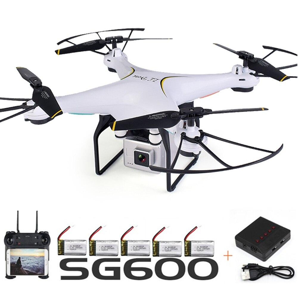 FPV Selfie Drone With Camera WiFi Control Quadcopter Auto Re