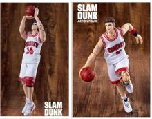 GREAT TOYS Dasin  Mitsui Hisashi Miyagi Ryota action figure SLAM DUNK GT model toy white clothing gift new head