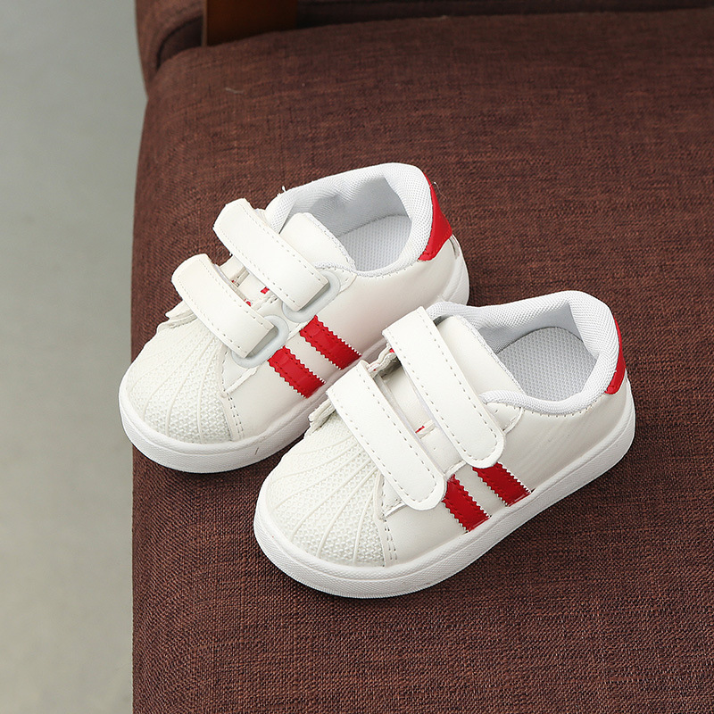2020 Shellhead Baby Sneakers PU Leather