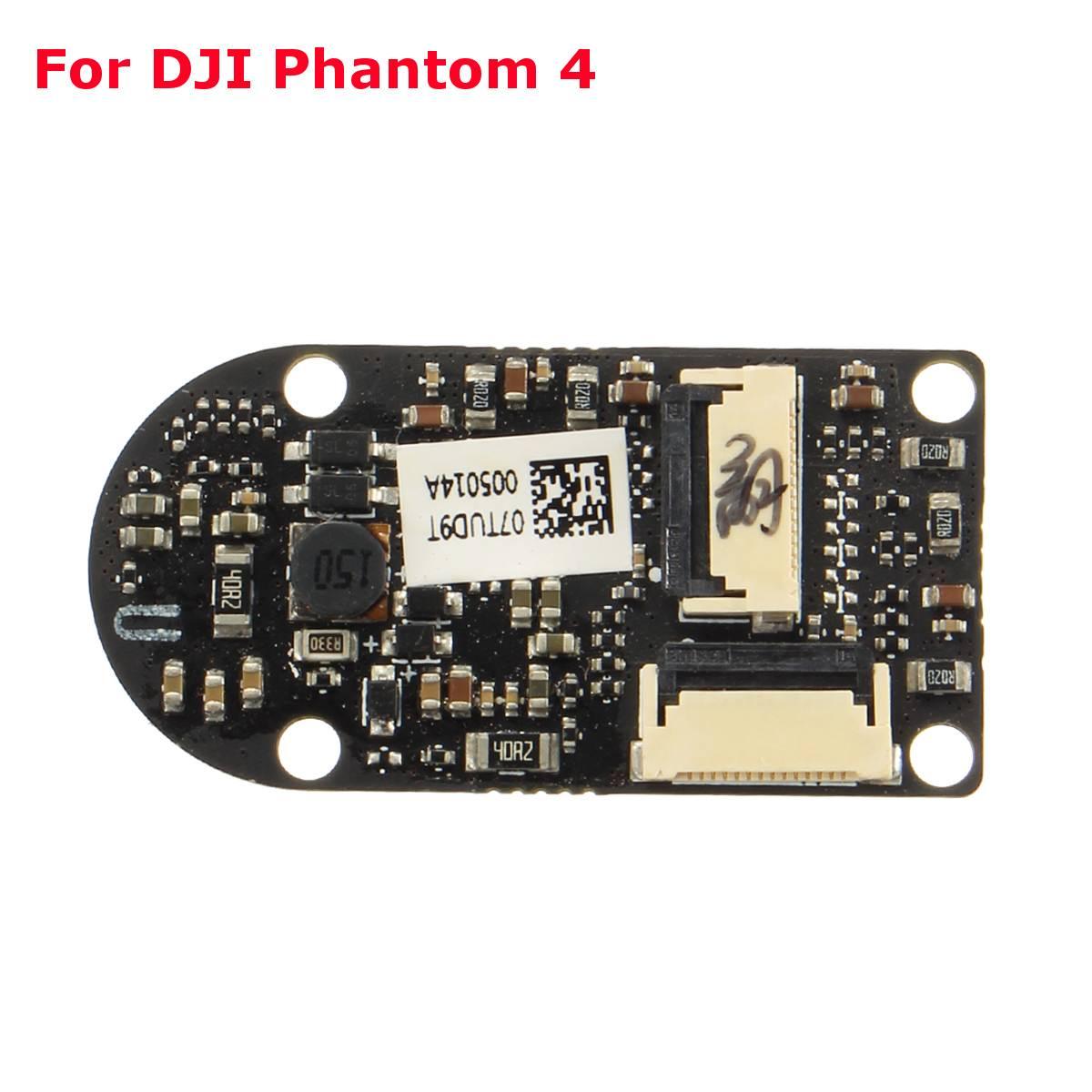 Durable Metal Repair Parts Practical Circuit Board ESC Chip Roll/Yaw Motor Drone Accessories Professional For DJI Phantom 4 Pro