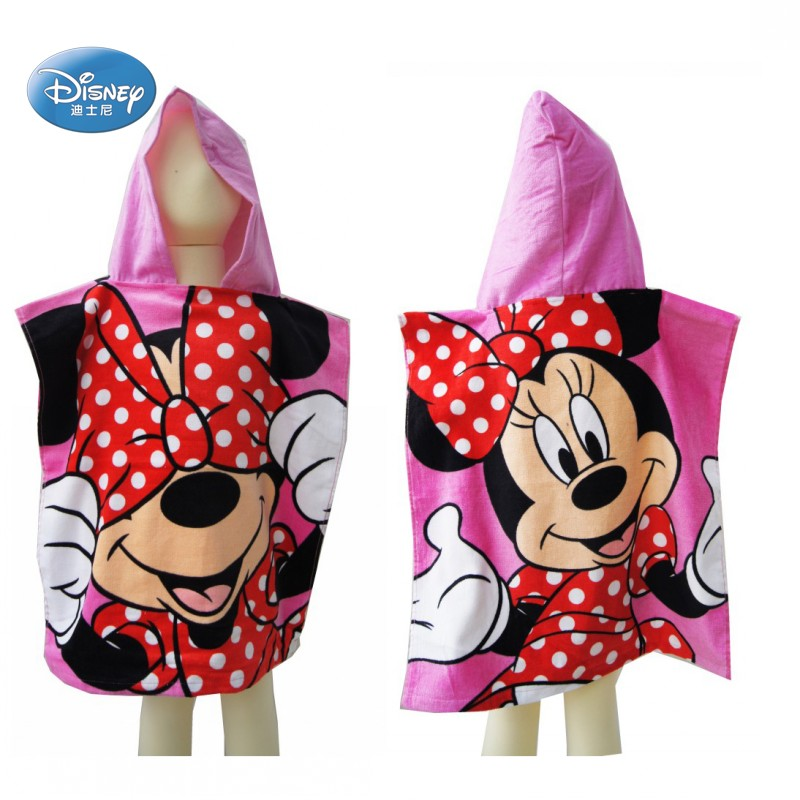 conew_minnie mouse bath towel_conew1