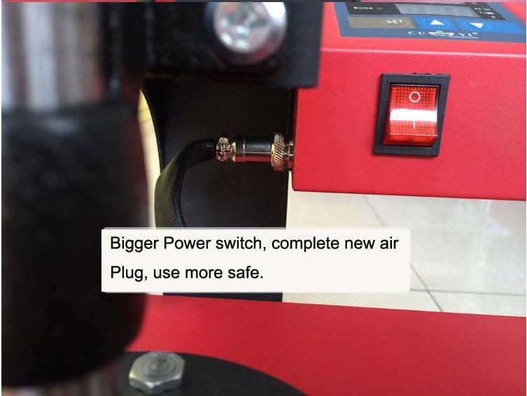 6en1 heat transfer machine 7