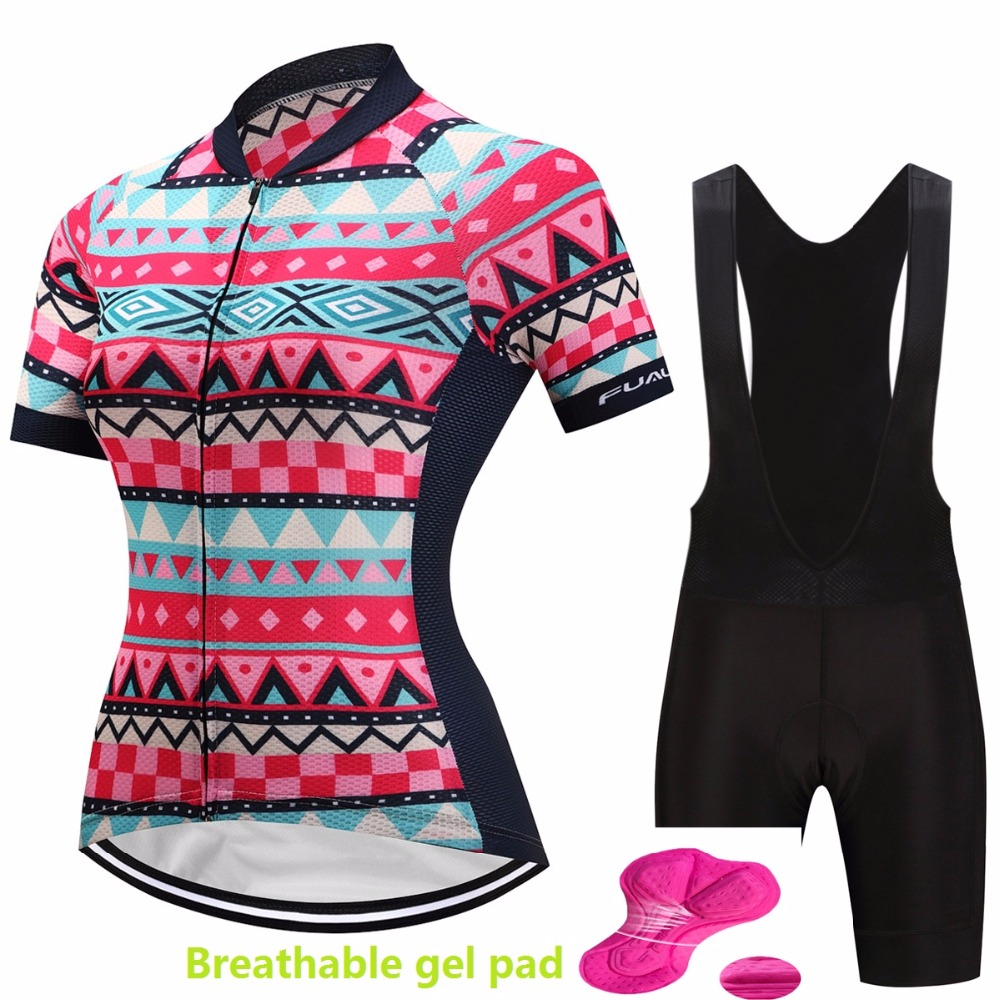 Novelty & Special Use Bicycle Dress Women Cycling Jersey Set 2019 Roupa Bike Clothing Mtb Bicycle Clothes Triathlon Skinsuit Sport Wear Kit Pro Suit
