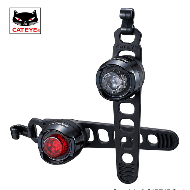 buy cheap new photos big sale CATEYE Bike Light Bicycle Led Front Light Lamp For Bicycle Rear ...