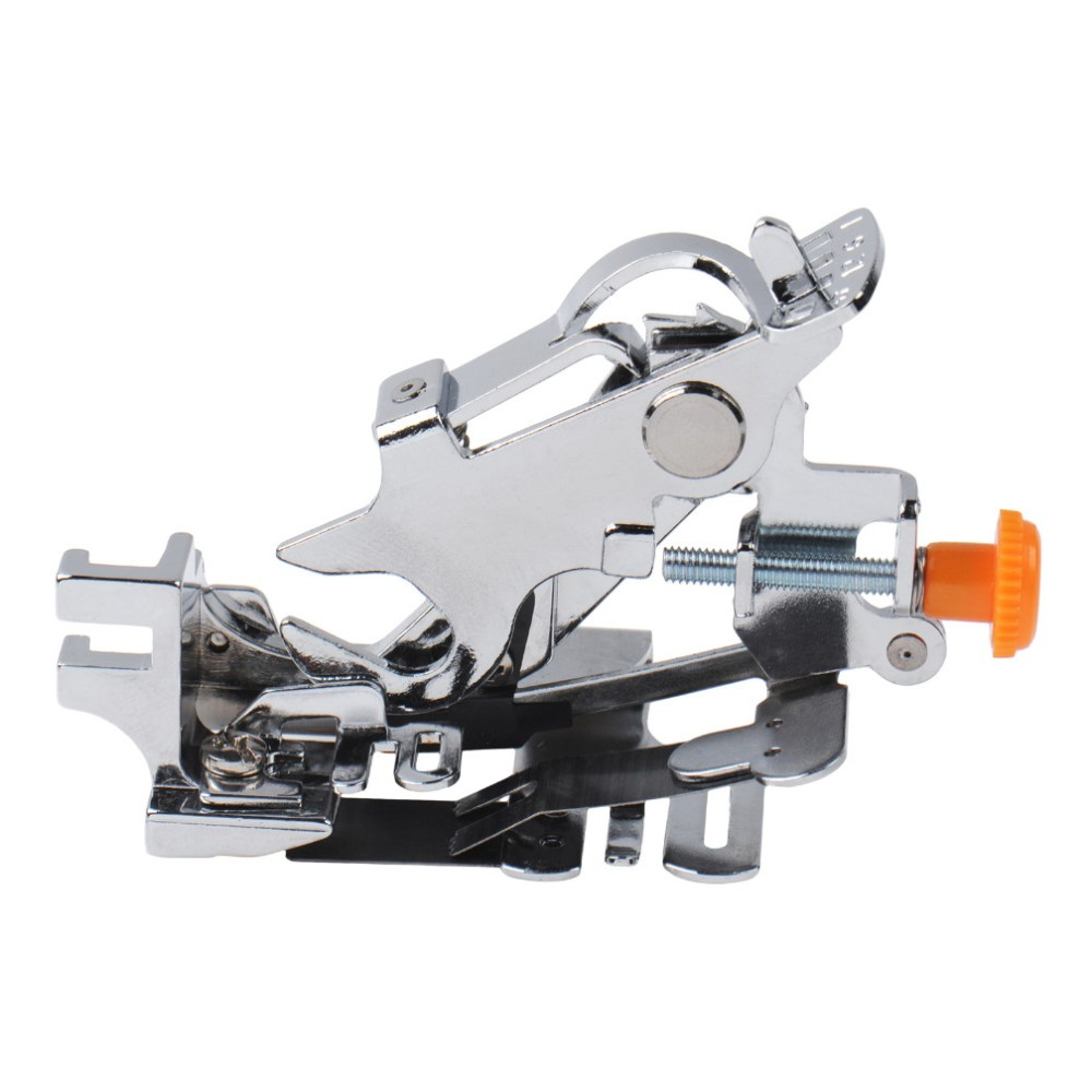 Domestic Sewing Machine Ruffler Sewing Machine Presser Foot ruffler foot presser feet low shank for brother singer janome