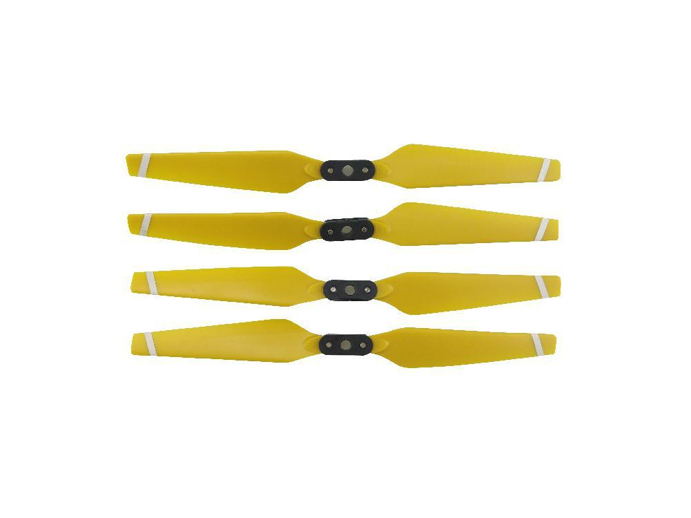 4 Pcs/Set Folding Propellers for Huban H501S H501C MJX B2C B2W 4-Axis Aircraft Blade Remote Control Drone Accessories