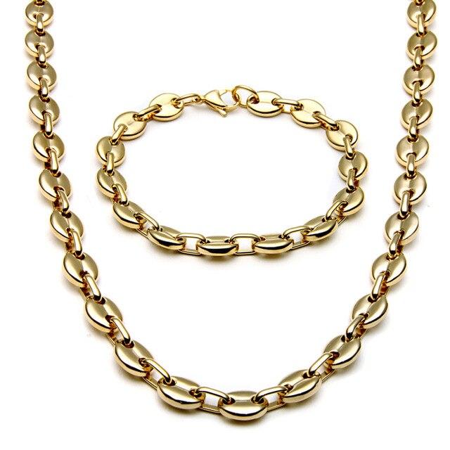 Bijoux pour homme or
