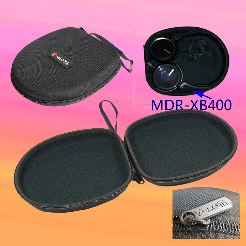 Kufje V-MOTA PXB Kuti të mbartjes së kutive Për kufje MDR-XB400 - Audio dhe video portative - Foto 1
