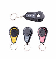 1 Transmitter 3 Recievers Key Finder Electronic Wireless Anti Lost Device