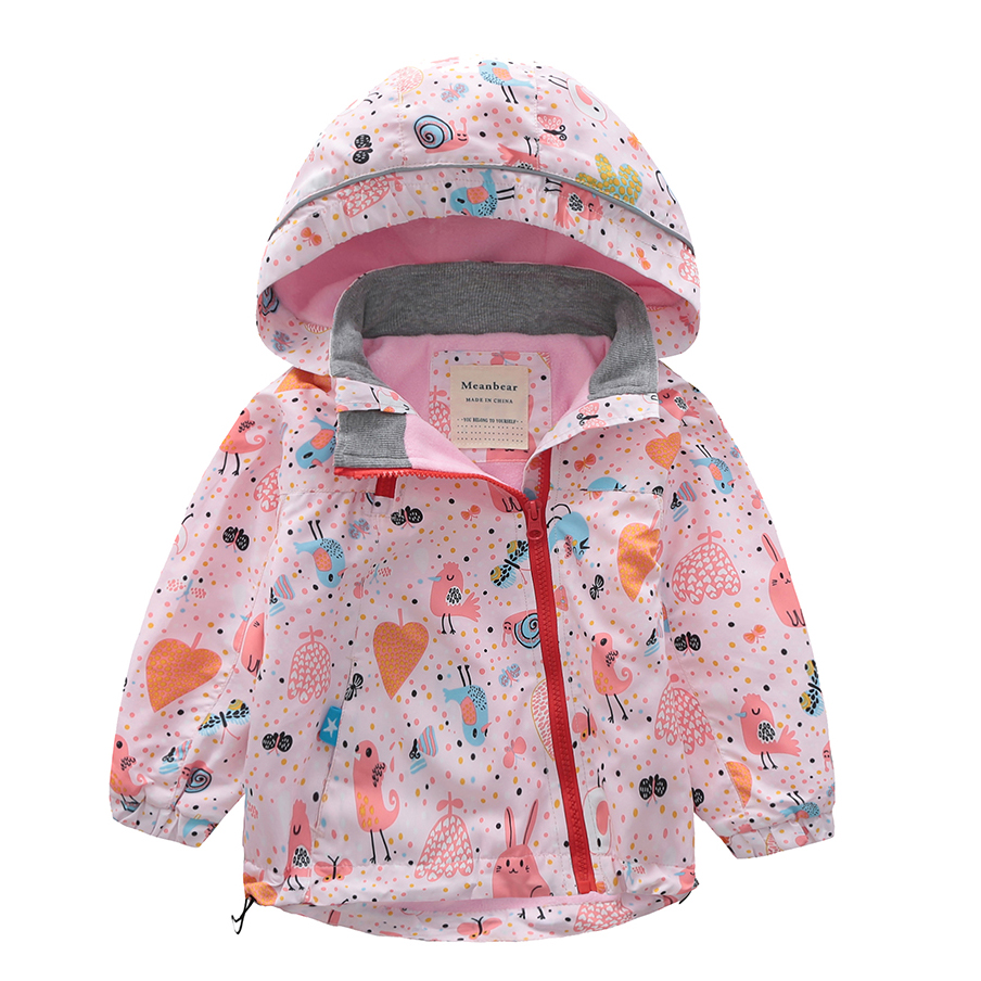 M109 Spring Autumn Winter Thick Polar Fleece Lining Jacket Hoodies Girl Keep Warm Coat kids Tops Boy Outwear child Windbreaker m109