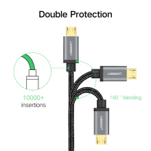 Ugreen US134 Micro USB cable for Android Mobile Phone