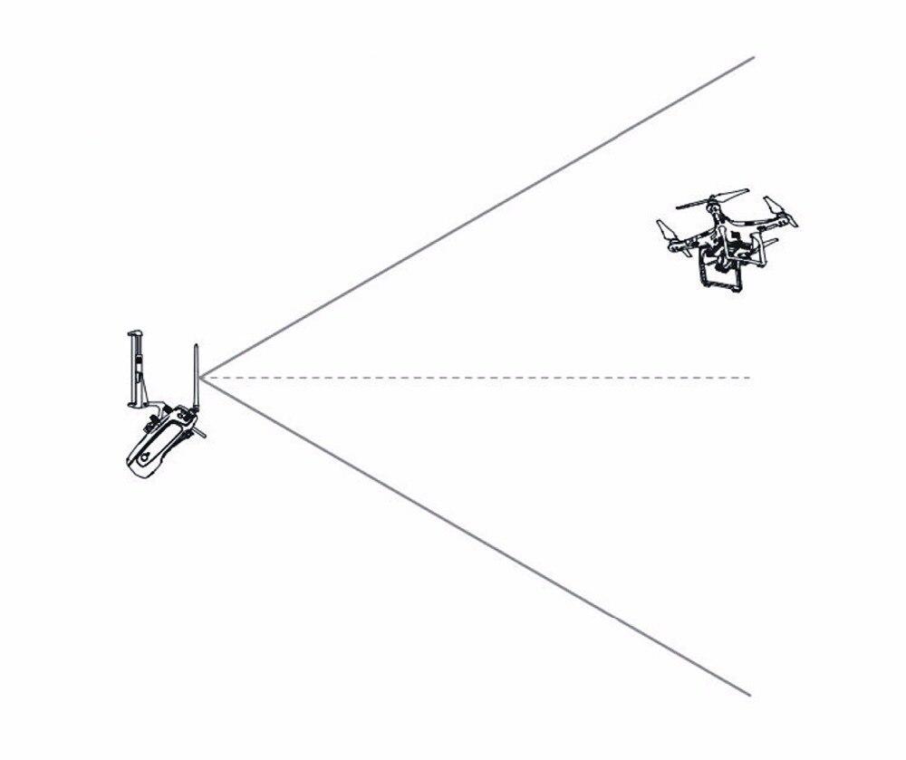 DJI Phantom 3 Range Booster Signal Extender for DJI Phantom 2 Standard 3S SE Camera Drone Antenna Signal Booster Spare parts