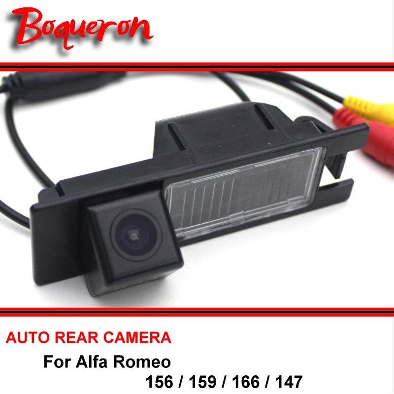 Car font b Camera b font For Alfa Romeo 156 159 166 147 Waterproof Reversing Reverse