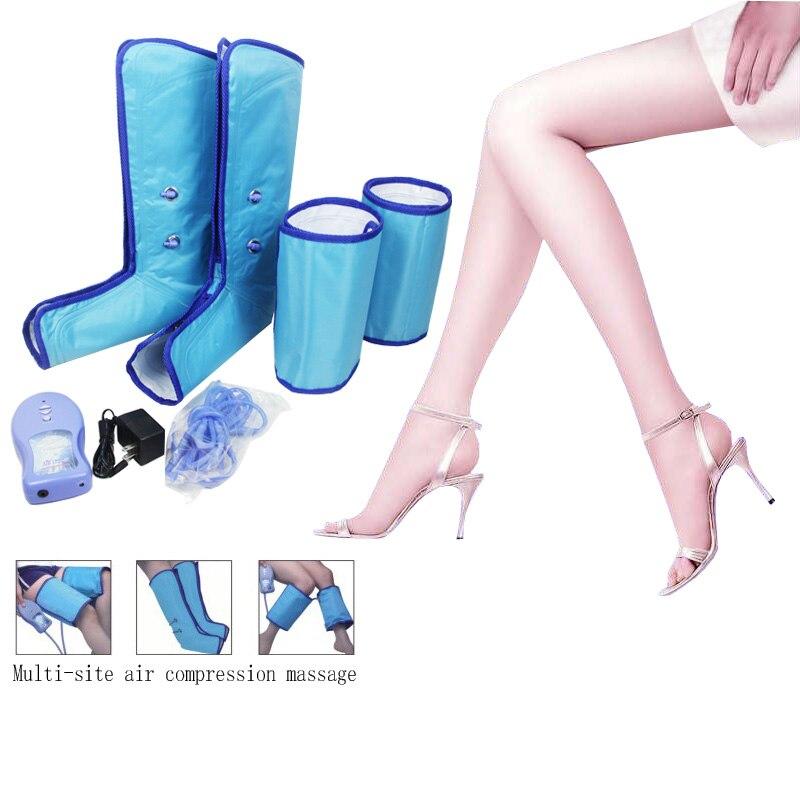 New beauty legs air pressure electric leg Massager leg care healthy massager все цены